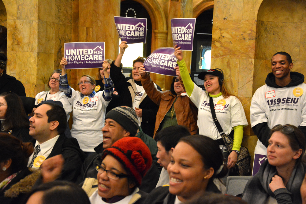 Jan. 2015 PCA Rally at the statehouse
